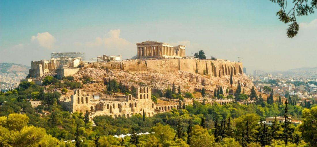 Resultado de imagem para atenas grecia