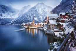 Cidades mais lindas do mundo: Hallstatt, na Áustria