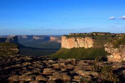Chapada Diamantina oferece atrações com belas paisagens ao ar livre