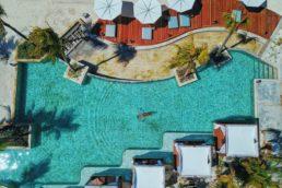 Resort luxuoso é reaberto nas Ilhas Maurício