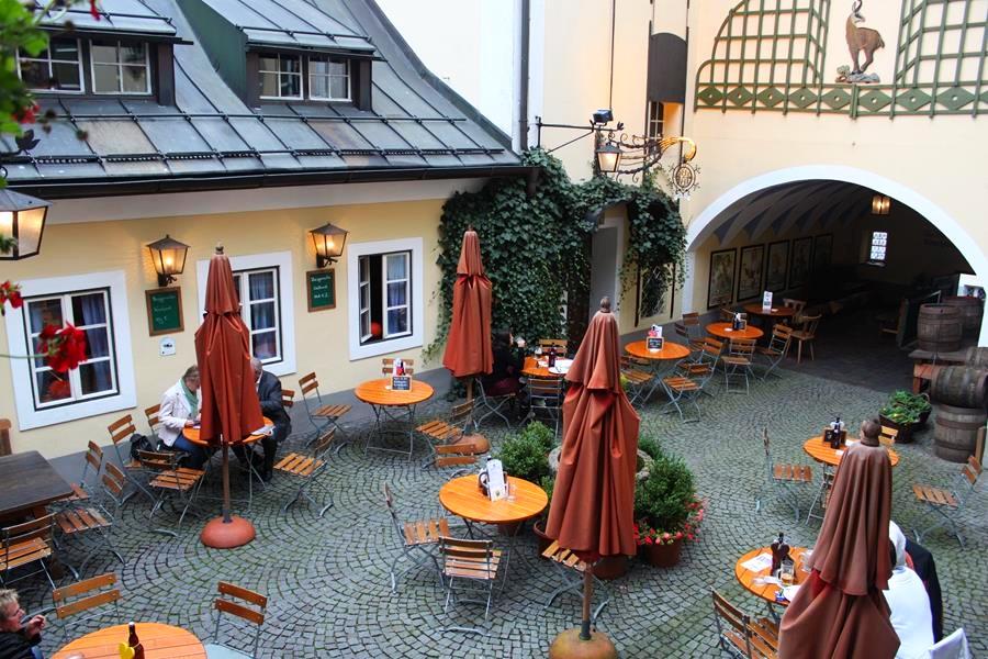 HB Berchtesgaden, na Alemanha