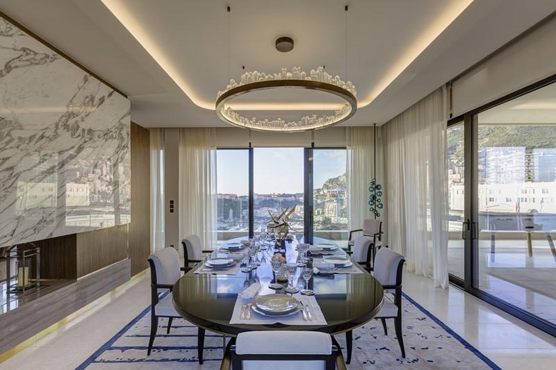 Suíte inspirada emGrace Kelly, no Hôtel de Paris Monte-Carlo