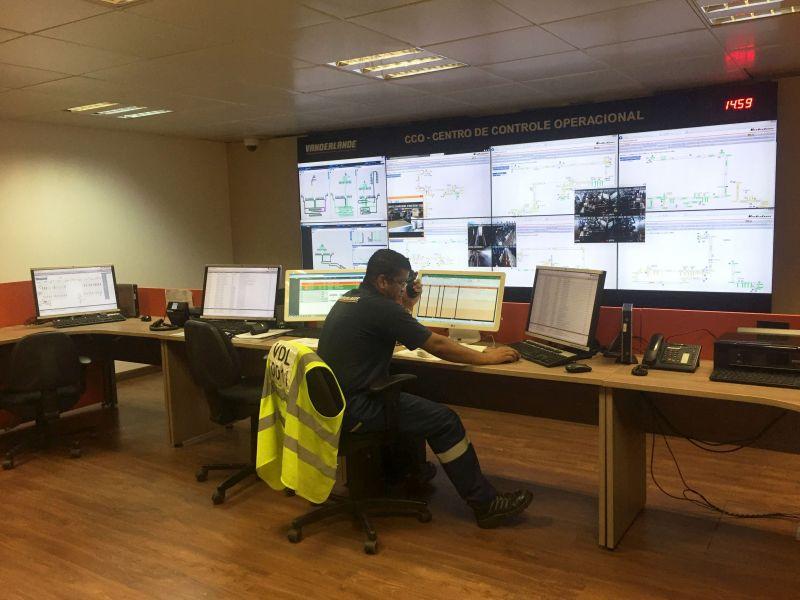 Centro de Controle Operacional do Aeroporto de Guarulhos