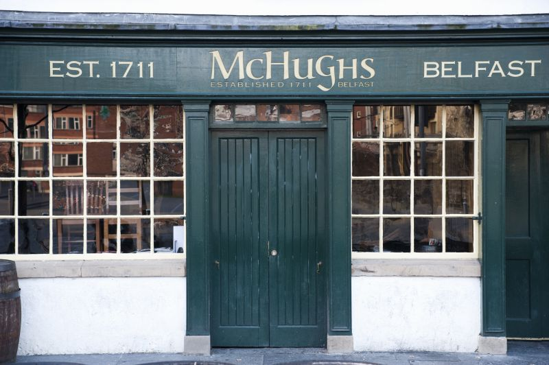 McHugh's Bar and Restaurant, em Belfast