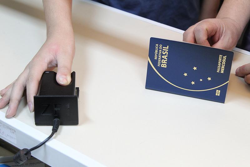 Processo para renovar passaporte