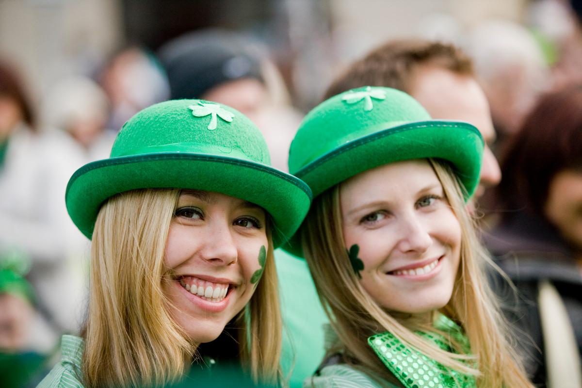 Comemoreções de St. Patrick's Day