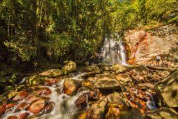 Cachoeiras são atrativos do Triângulo das Serras |Divulgação