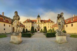 Palácios da região de Lednice-Valtice |Divulgação