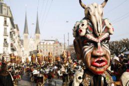 Lucerna, na Suíça, conta com diversos festivais musicais |Divulgação
