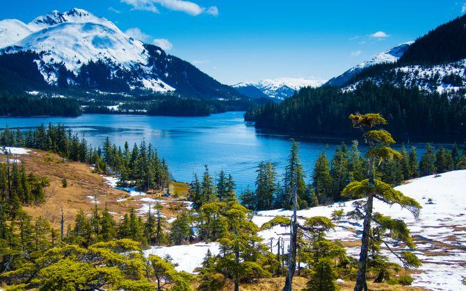 Resultado de imagem para férias no Alasca