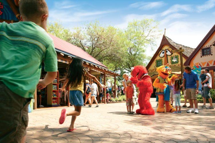 Busch Gardens terá eventos para as crianças em maio |Foto: Divulgação