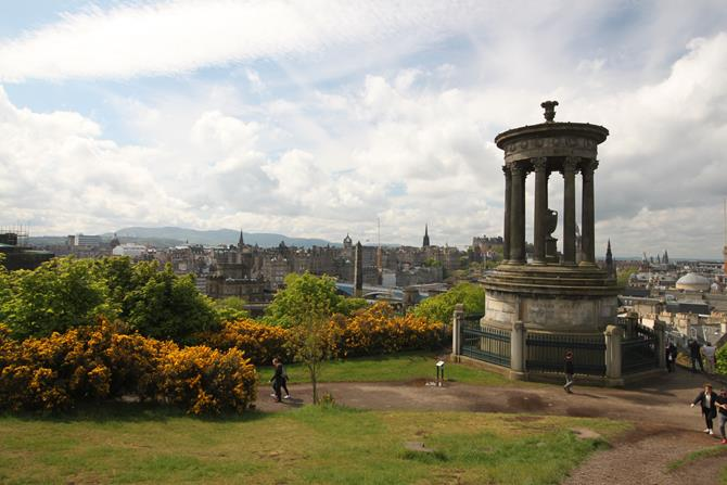 Edimburgo, a linda capital escocesa