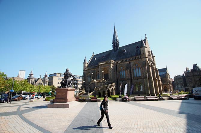 Dundee, na Escócia