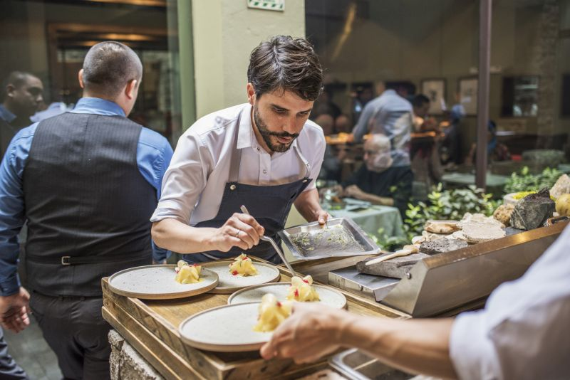 Turismo gastronômico: restaurante Central, em Lima