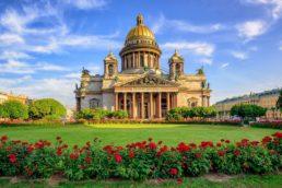 Catedral St Isaac em São Petersburgo |Divulgação