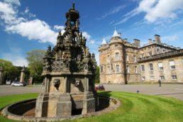 Palácio de Holyrood, Edimburgo