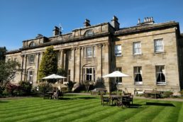 Kingdom of Fife - Balbirnie House