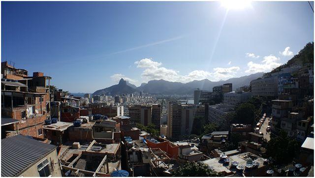 Tour em favela no Rio