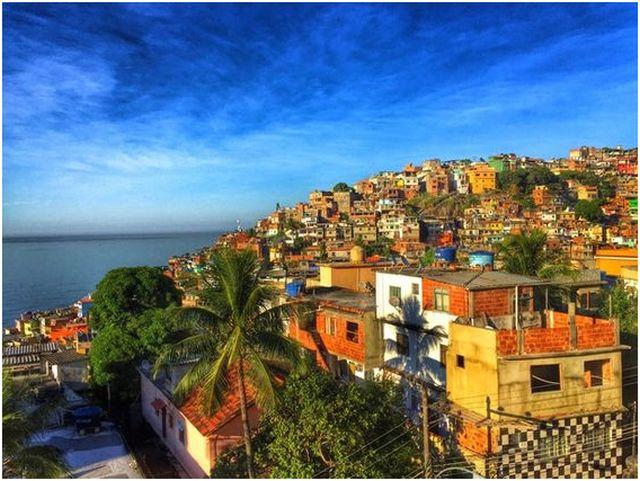 Turismo em favela no Rio