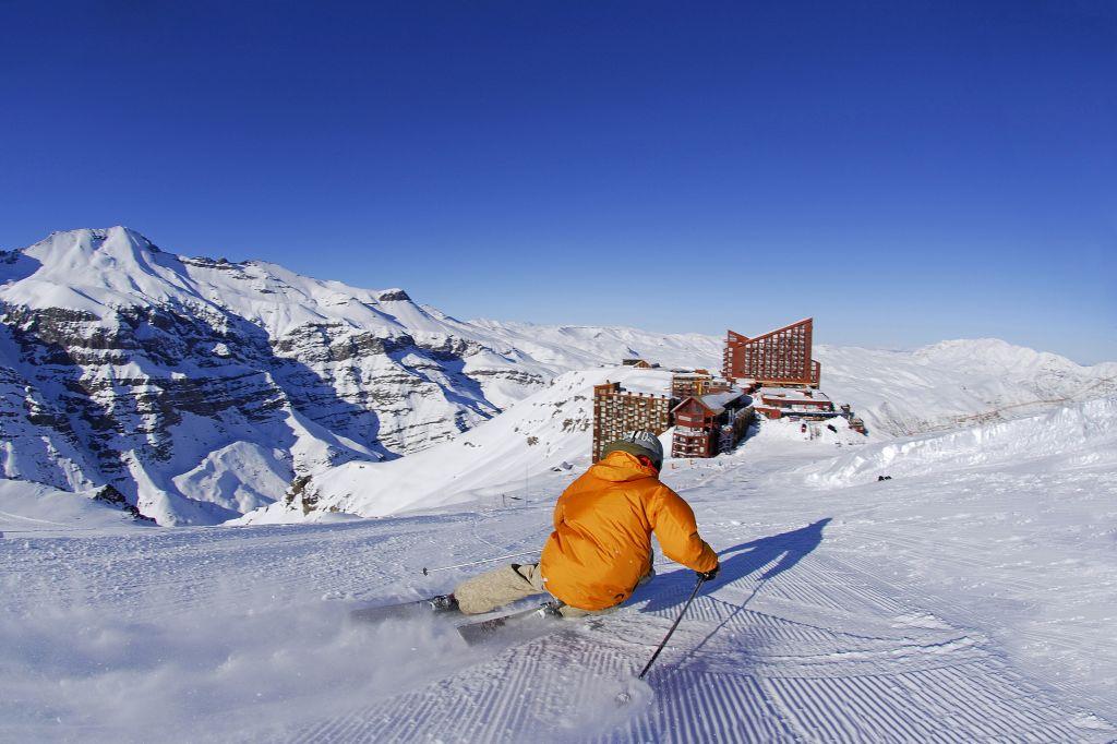 Roteiro pelo Chile: Valle Nevado
