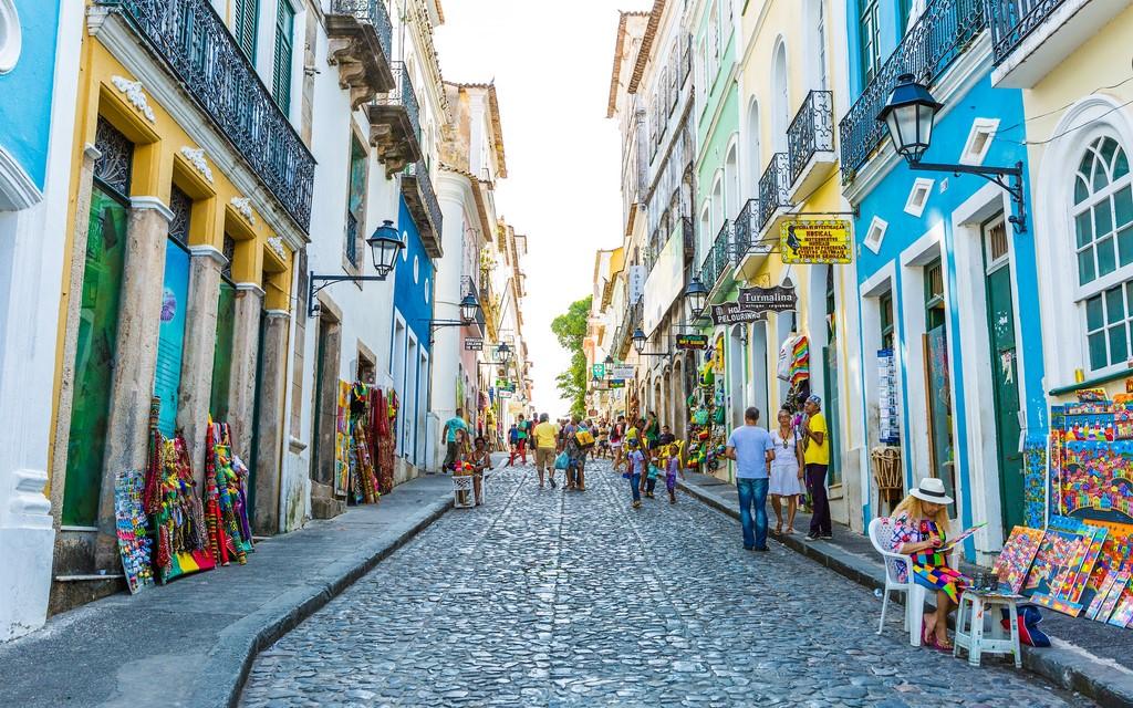 Pelourinho é um dos pontos mais tradicionais de Salvador |Divulgação