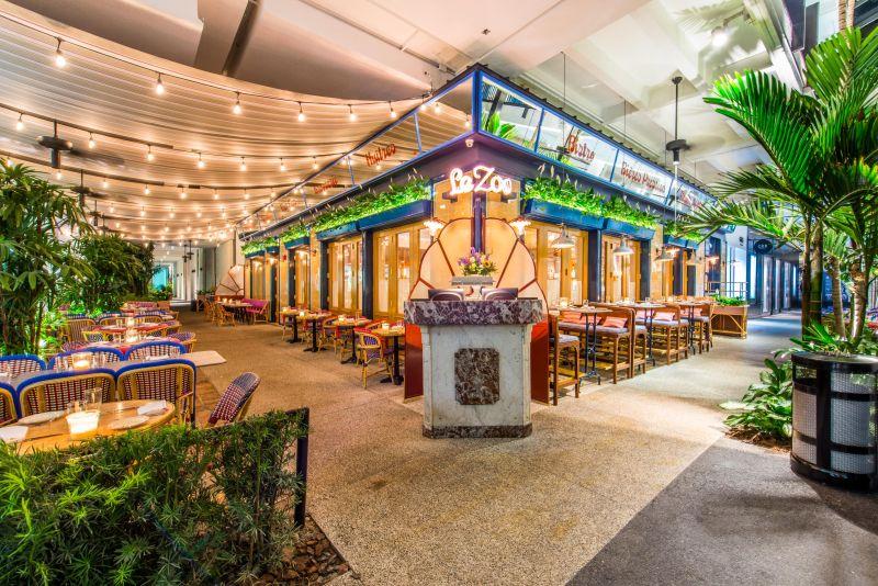 Restaurante Le Zoo