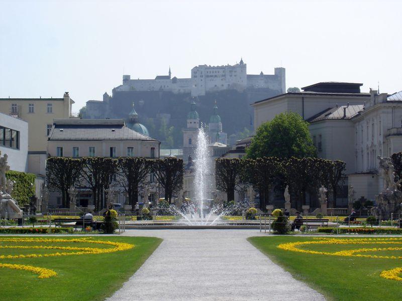 Pontos turísticos da Áustria - Salzburgo
