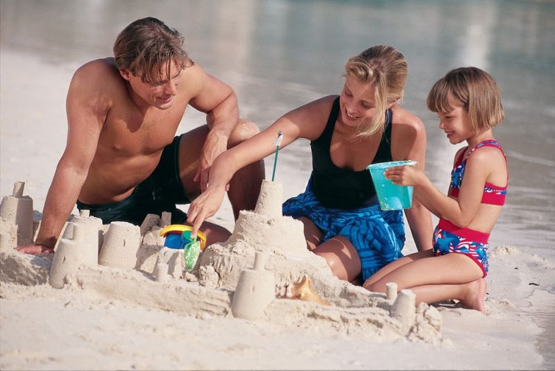 Resort nas Bahamas