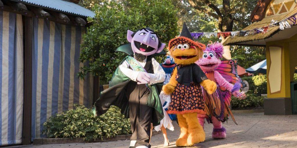 Halloween da Vila Sésamo retorna ao Busch Gardens |Divulgação