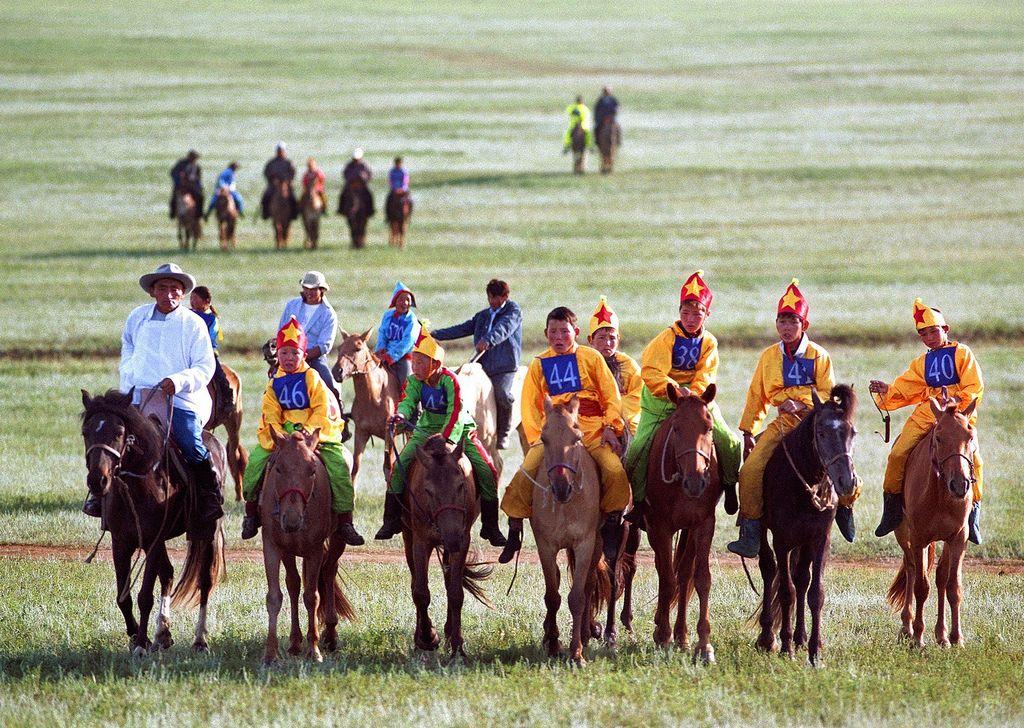 Conheça os pontos turísticos da Mongólia, na Ásia Oriental
