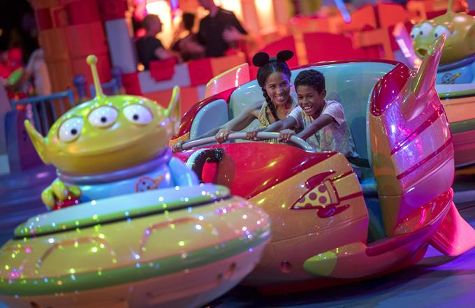 Toy Story no Hollywood Studios