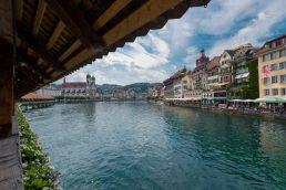 Lucerna, na Suíça, tem festivais de música até durante o outono|Karim von Orelli on Visualhunt / CC BY-NC-ND