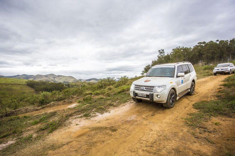 Mitsubishi vai promover passeio off-road em João Pessoa |Divulgação