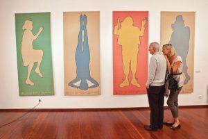 Obras confeccionadas em tapeçaria são as atrações deste museu em Portalegre |Divulgação