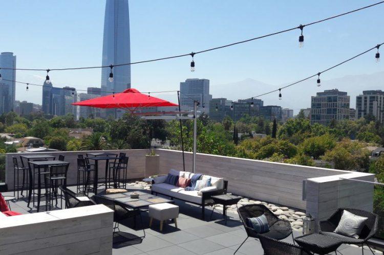 Hotel terá festa em rooftop para o Réveillon em Santiago |Divulgação
