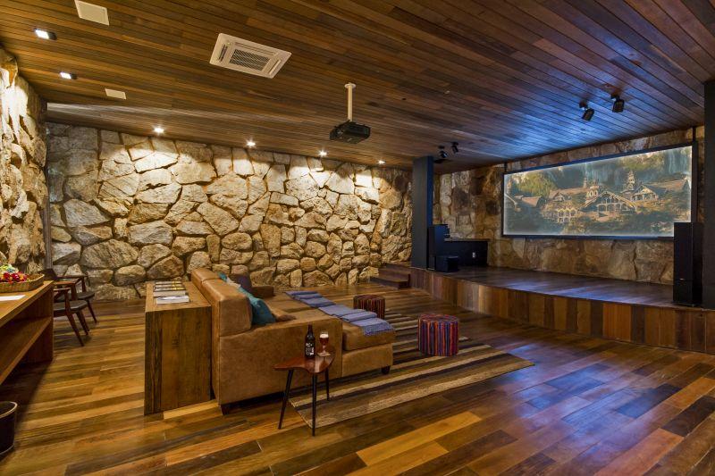 O cinema do Botanique Hotel deve agradar aos fãs da sétima arte |Divulgação