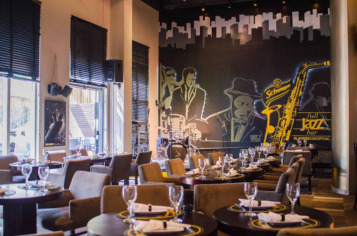 Homenagem ao ritmo musical está presente até no nome do Full Jazz by Slaviero Hotel |Divulgação