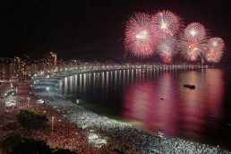 Reveillon Copacabana