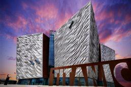 Museu do Titanic em Belfast