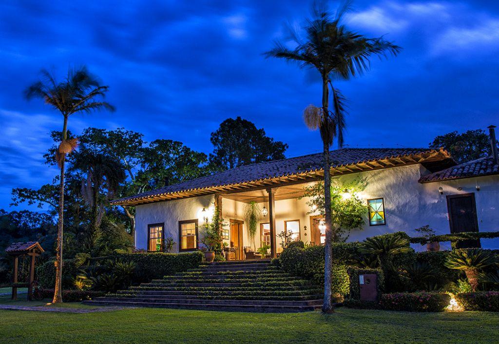 Fazenda Capoava conta com um museu para seus hóspedes e visitantes |Divulgação