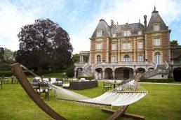chateau na França