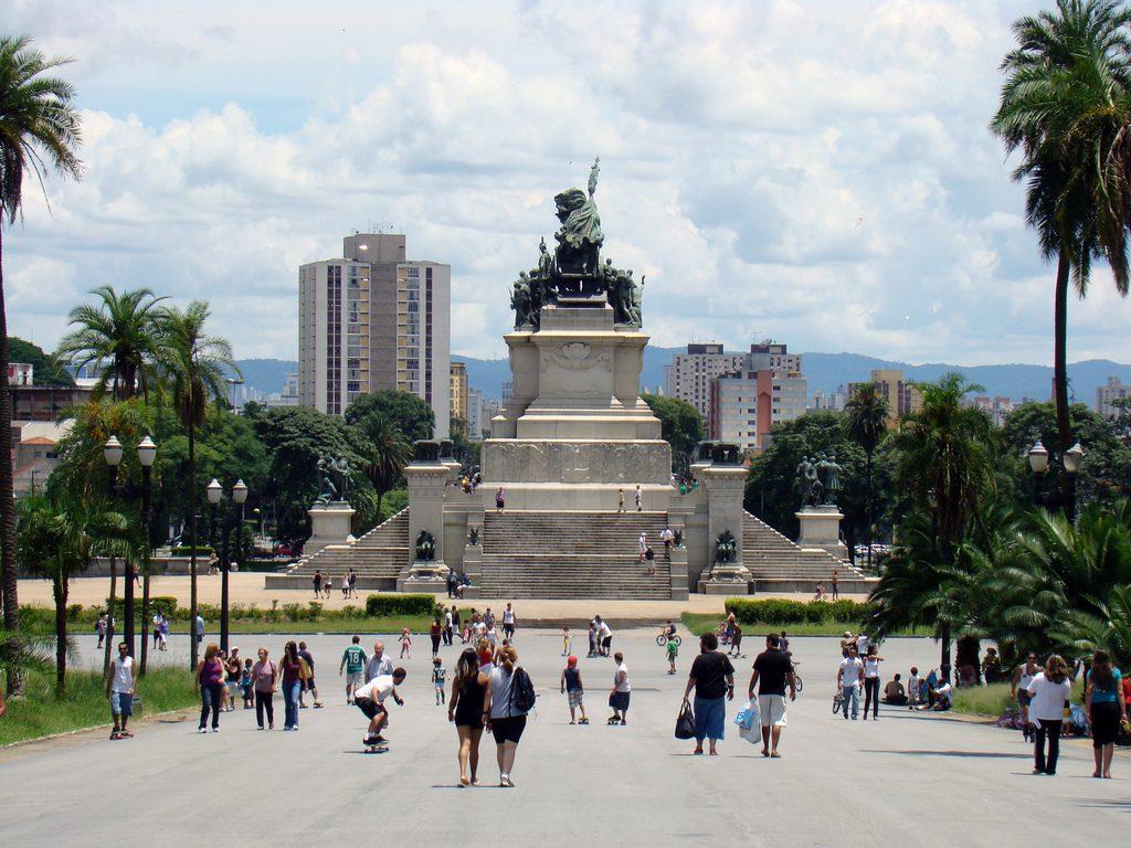 Monumento à Independência em São Paulo | <a href=
