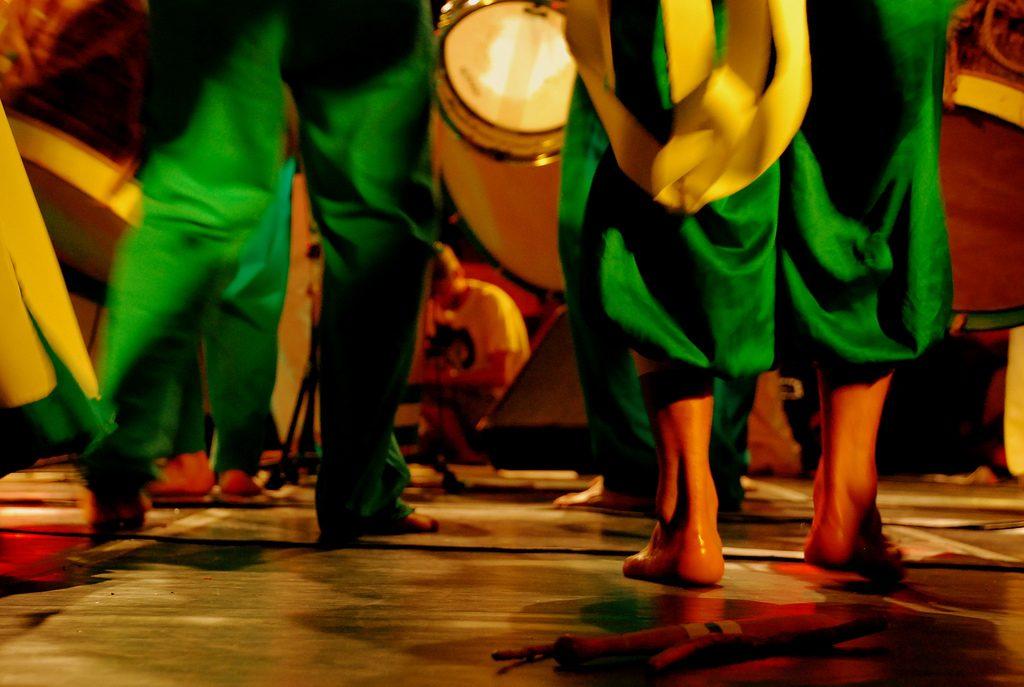 Atividade teatral e musical no Centro Cultural São Paulo | <a href=