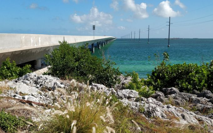 Ponte de Miami a Key West