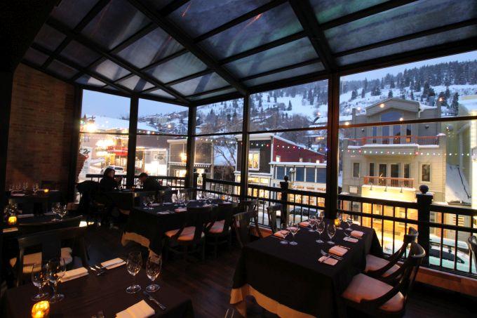 Restaurante em Park City