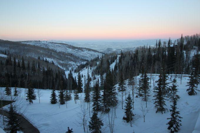 Panorama de esqui
