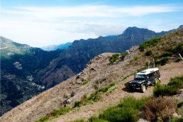 Passeio de jipe apresenta toda a natureza da Ilha da Madeira |Divulgação