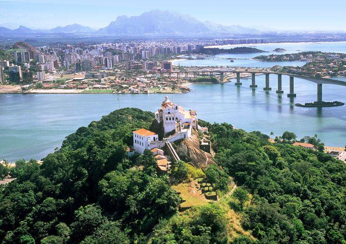 Vista de Vila Velha