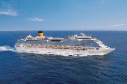 Com dois navios, Costa anuncia nova temporada de cruzeiros |Divulgação