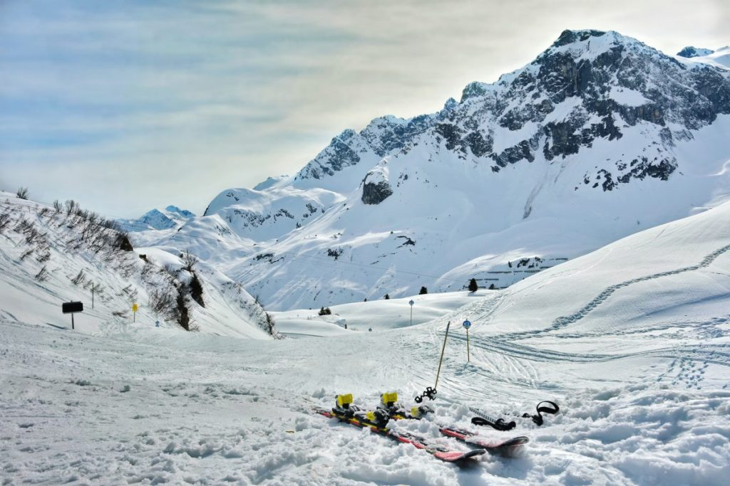 Lech, na região de Arlberg |Divulgação